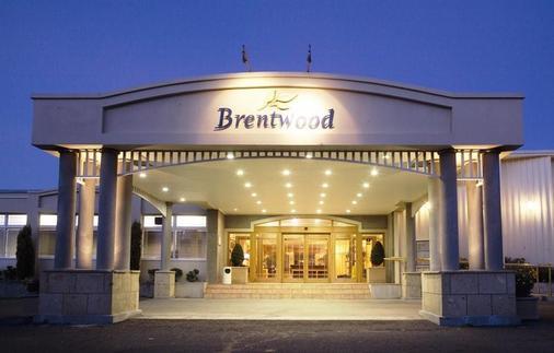 Brentwood Hotel - Wellington - Toà nhà