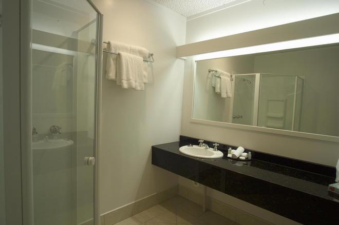 Brentwood Hotel - Wellington - Kylpyhuone