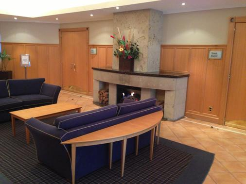 Brentwood Hotel - Wellington - Hành lang
