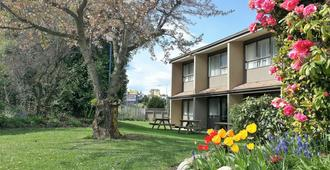 Fairway Motel and Apartments - Wanaka - Vista del exterior