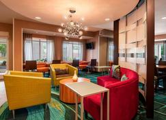 SpringHill Suites by Marriott Baton Rouge South - Baton Rouge - Lounge