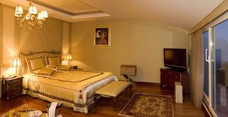 Yavuz Hotel - Ankara - Bedroom