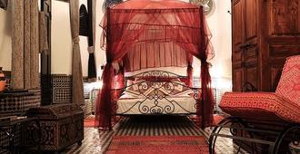 Riad Hala - Fez - Habitación