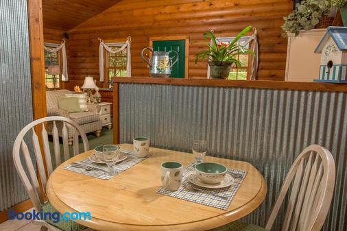 Goldmoor Inn - Galena - Dining room
