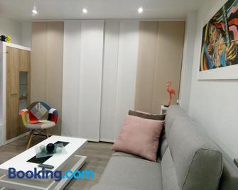 Vive Centro Astorga - Astorga - Living room