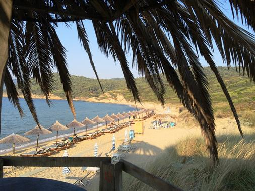 Pension Margarita - Skiathos - Beach