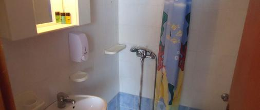 Pension Margarita - Skiathos - Bathroom