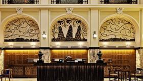 格蘭迪薩豪華宮殿酒店 - 布爾諾 - 布爾諾 - 大廳