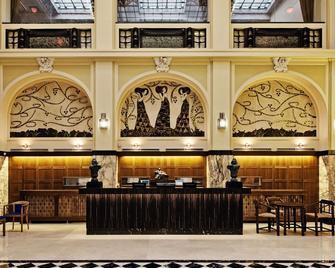 Grandezza Hotel Luxury Palace - Brno - Lobby
