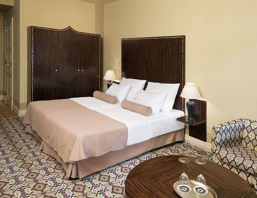 格蘭迪薩豪華宮殿酒店 - 布爾諾 - 布爾諾 - 臥室