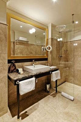 Grandezza Hotel Luxury Palace - Brno - Baño