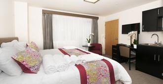 Mannin Hotel - Douglas - Soveværelse