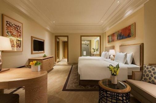 Chimelong Hengqin Bay Hotel - Hengqin - Bedroom