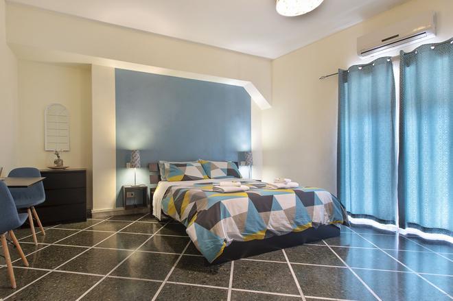 B&B Zen Trastevere - Rome - Bedroom