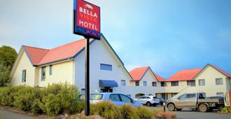 Bella Vista Motel Taupo - Taupo - Building