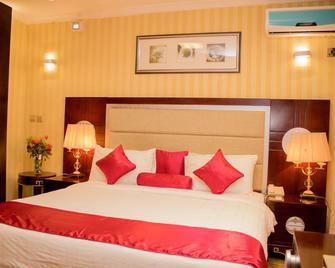 Simama Hotel - Лілонгве - Bedroom