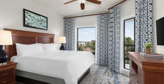 Marriott's Harbour Point And Sunset Pointe At Shelter Cove - Hilton Head Island - Bedroom
