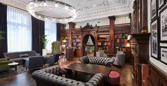 DoubleTree by Hilton Hotel & Spa Liverpool - Liverpool - Lounge