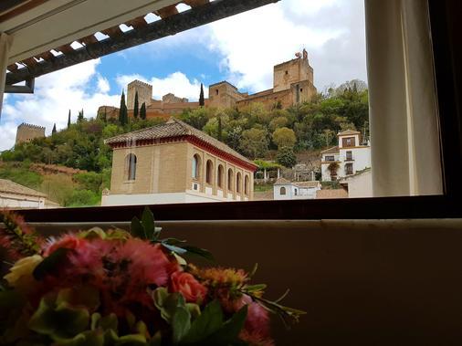 Palacio Cobertizo De Santa Ines - Granada - Ban công