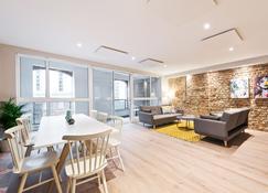 Temple Bar Crowne Square Apartments - Dublín - Comedor
