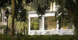 Forsyth Park Inn - Savannah - Outdoor view