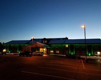 Boulder Creek Inn - Donnelly - Budova