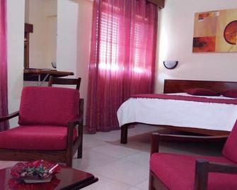 Apart Hotel Avenida - Mindelo - Bedroom