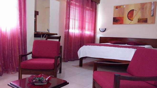 Apart Hotel Avenida - Mindélo - Habitación