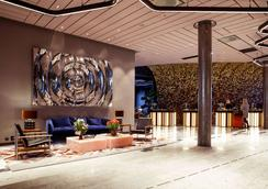 Clarion Hotel The Hub - Осло - Лобби