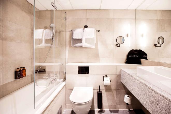 Clarion Hotel The Hub - Осло - Ванная