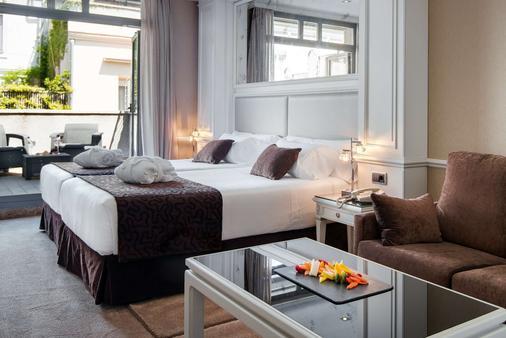 VP Jardín de Recoletos - Madrid - Bedroom