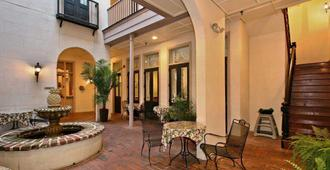 Kings Courtyard Inn - Charleston - Pátio