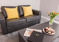 Dream Apartments Belfast - Belfast - Bedroom