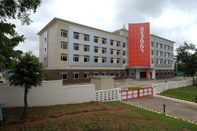 Ginger Pondicherry - Puducherry - Building