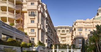 Hotel Metropole, Monte Carlo - Monaco - Edifício