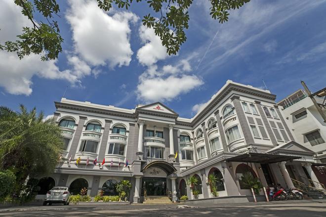 Kiss Gardenhome Chic Hotel - Hat Yai - Building