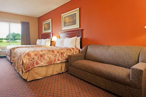 Days Inn by Wyndham Coliseum Montgomery AL - Montgomery - Schlafzimmer