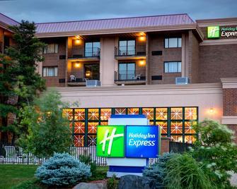 Holiday Inn Express Rolling Meadows - Schaumburg Area - Rolling Meadows - Gebäude