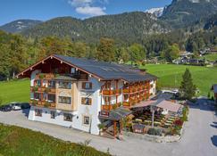 Hotel Bergheimat - Schönau am Königsee - Building