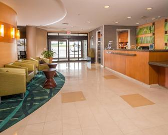 SpringHill Suites by Marriott Hagerstown - Hagerstown - Lobby