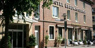 Hotel-Restaurant Überwasserhof e.K. - Münster - Building