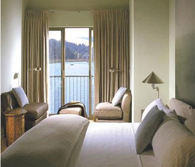 Acqua Hotel - Mill Valley - Bedroom