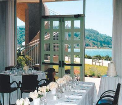 Acqua Hotel - Mill Valley - Banquet hall