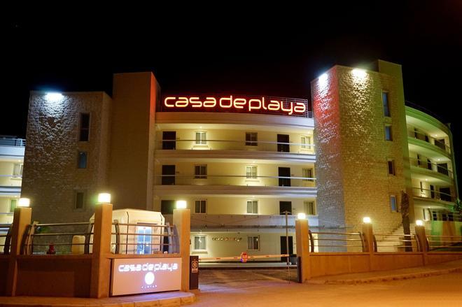 Casa De Playa Luxury Hotel And Beach - Τσεσμέ - Κτίριο
