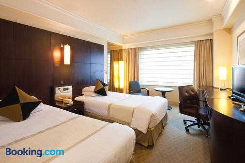 Royal Park Hotel - Tokyo - Bedroom