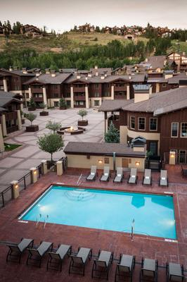 The Chateaux Deer Valley - Park City - Piscina