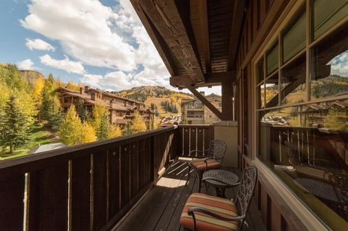 The Chateaux Deer Valley - Park City - Balkon