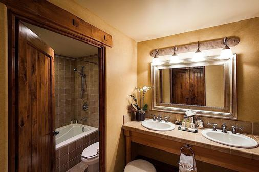 The Chateaux Deer Valley - Park City - Bagno