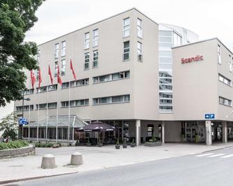 Scandic Atrium - Turku - Building