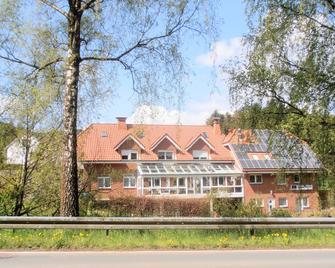 Gasthaus Schadde - Vlotho - Gebouw